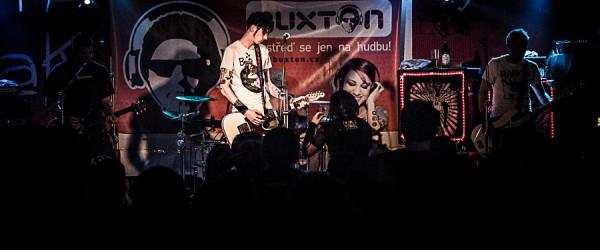 ZakázaÝovoce, Exots -Buxton tour 2013