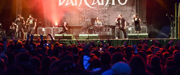 Basinfirefest 2013 Part II - Sobota