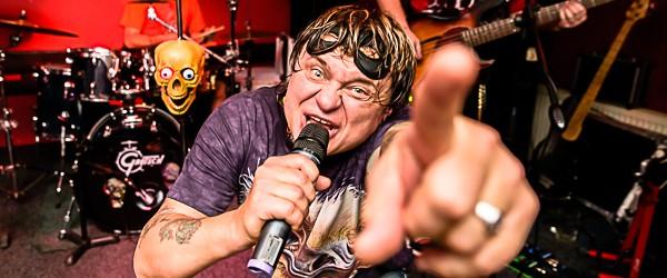 Vilém Čok v Rock Pubu