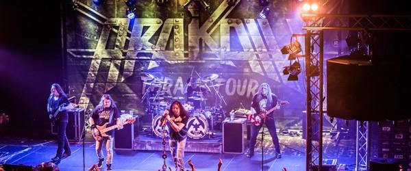 Arakain: XXXV Double Tour – Thrash
