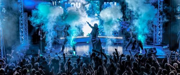 Arakain Dymytry Tour 2016: KD Valdice